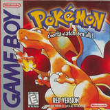 Pokemon Red Version (Game Boy)